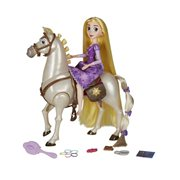 Tangled the Series Rapunzel and Royal Horse Maximus Doll Set