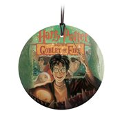 Harry Potter The Goblet of Fire StarFire Prints Hanging Glass Ornament