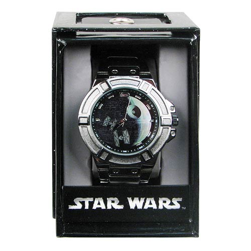 Star Wars Death Star Dial Watch