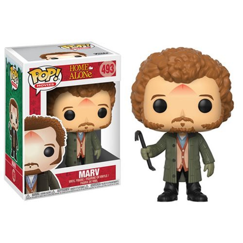 Home Alone Marv Pop! Vinyl Figure #493