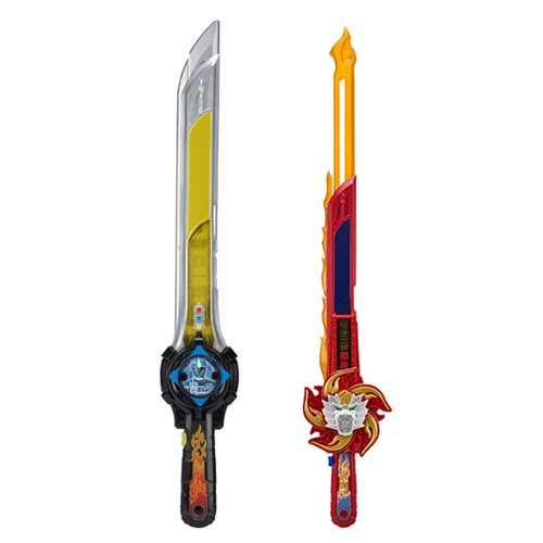 Power Rangers Super Ninja Steel Deluxe Battle Gear Set