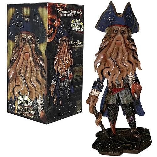 Pirates of the Caribbean 2 Davy Jones Head Knocker