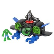 DC Super Friends Imaginext Batsub Vehicle