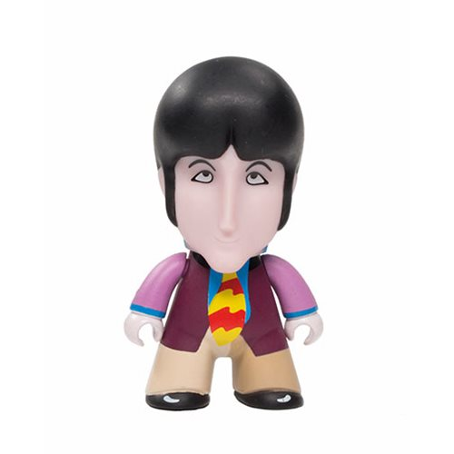 The Beatles Yellow Submarine Paul 4 1/2-Inch Titan Vinyl Figure