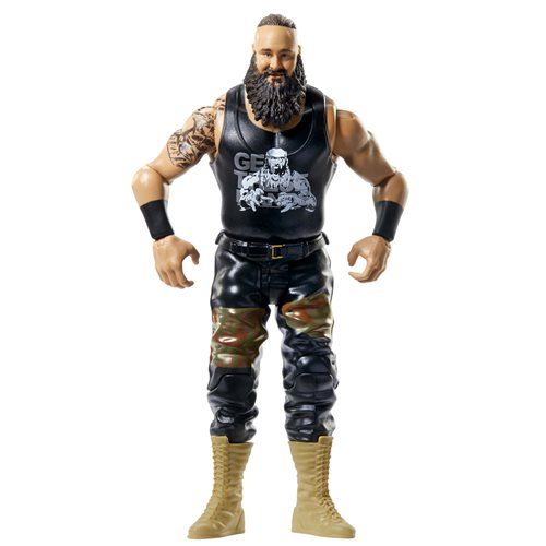 WWE Basic Figure Series 107 Action Figure Case