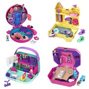 Polly Pocket Big Pocket World Playset Case