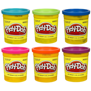 Play-Doh Single Can Assortment 1 Wave 2 Set