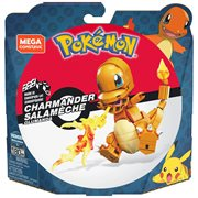 Pokemon Mega Construx Charmander Medium Figure