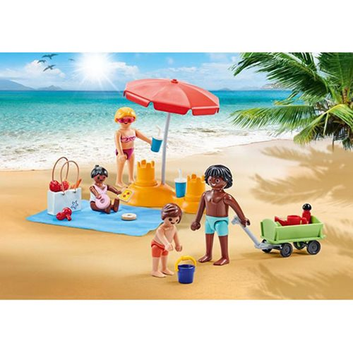 Playmobil 9819 Family at the Beach