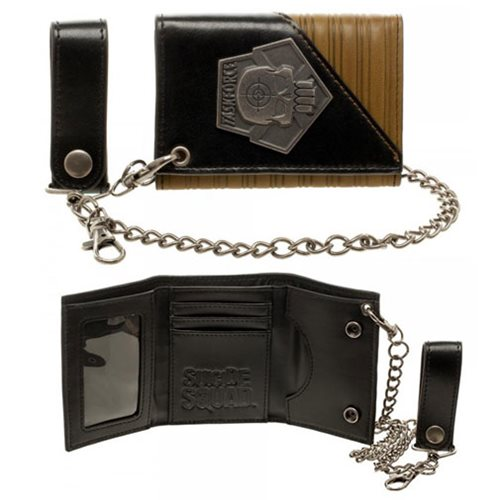 Suicide Squad Taskforce X Chain Wallet
