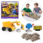 Kinetic Rock Rock Crusher Playset