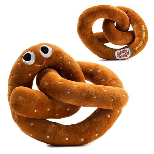 Yummy World Hans Pretzel Medium Plush