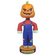 Jack-O-Lantern Bobble Head