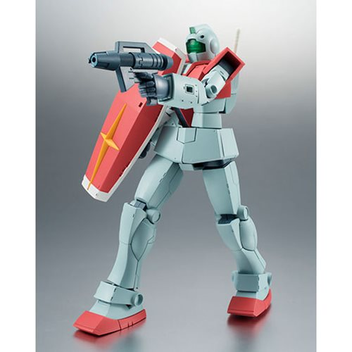 Mobile Suit Gundam RGM-79 GM ver. A.N.I.M.E. Robot Spirits Action Figure