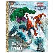 Marvel The Big Freeze Little Golden Book