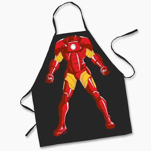 Iron Man Marvel Be the Character Kids Apron