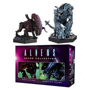 Aliens Bull and Gorilla Retro Figure Collection #2 Set
