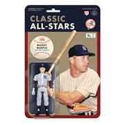Major League Baseball Classic Mickey Mantle (New York Yankees) ReAction Figure