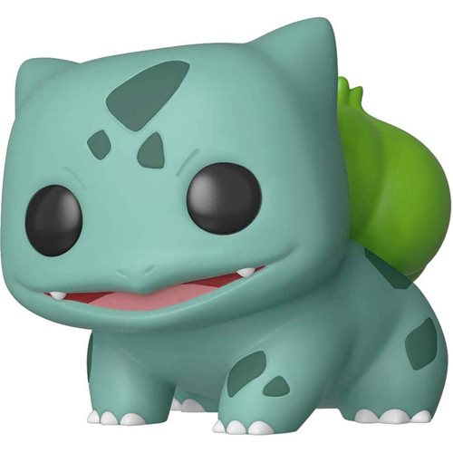 Pokemon Bulbasaur Pop! Vinyl Figure #453