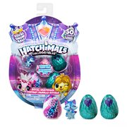 Hatchimals CollEGGtibles Royal Hatchimals and Accessories 4-Pack