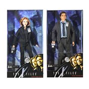 The X-Files Barbie Doll Case