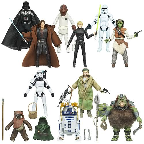 Star Wars Action Figures Vintage Wave 3 Revision 6