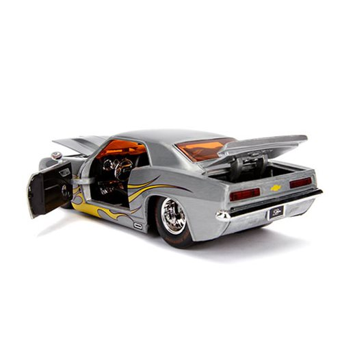 Jada 20th Anniversary Wave 3 Big Time Muscle 1969 Chevy Camaro 1:24 Scale Die-Cast Metal Vehicle