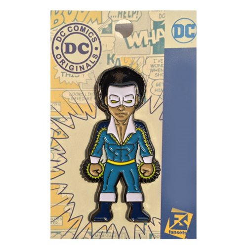 DC Comics Black Lightning Pin