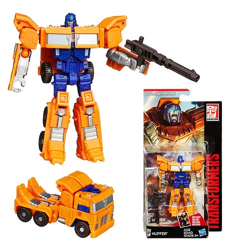 Transformers Generations Combiner Wars Legends Huffer