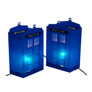 Doctor Who TARDIS Luminary Outdoor Decor