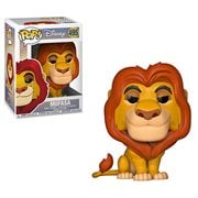 The Lion King Mufasa Pop! Vinyl Figure #495