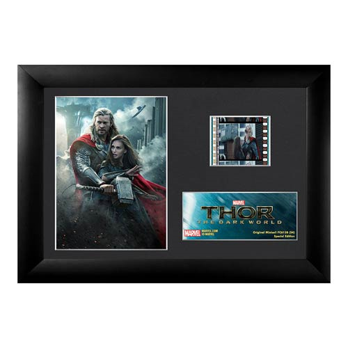 Thor The Dark World Series 4 Mini Film Cell