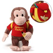 Curious George Back to School Plush