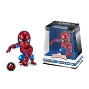 Spider-Man Classic Candy Paint Metals 4-Inch Die-Cast Metal Action Figure