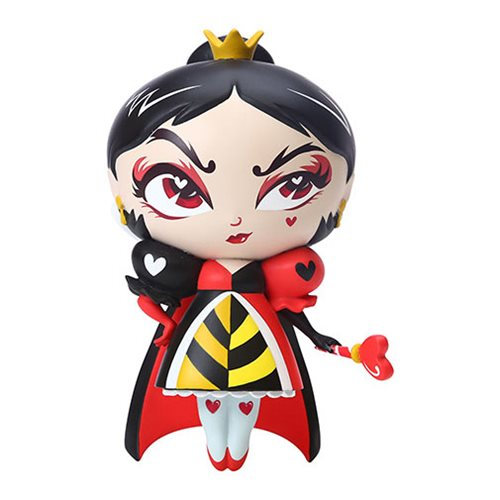 Disney The World of Miss Mindy Alice in Wonderland Queen of Hearts Vinyl Figure