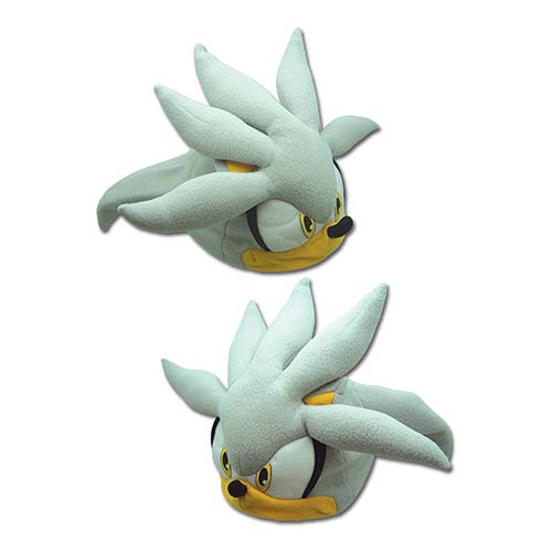 Sonic The Hedgehog Silver Sonic Fleece Hat Entertainment Earth