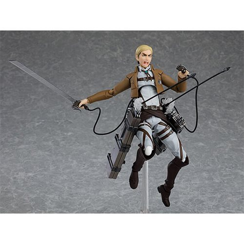 Attack on Titan Erwin Smith Figma Action Figure