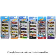 Hot Wheels 2019 5-Car Pack Wave 4 Case