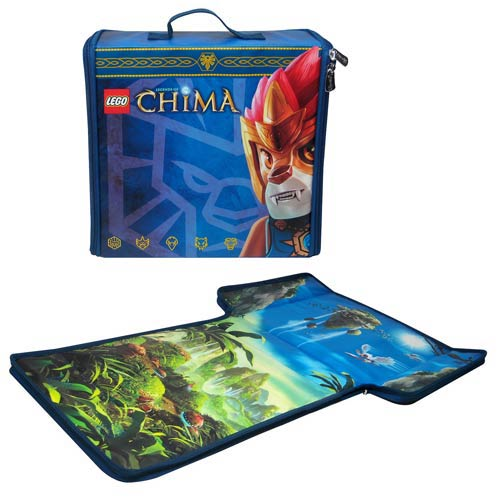 LEGO Legends of Chima ZipBin Battle Carry Case