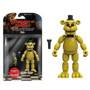 Five Nights at Freddy's Gold Freddy 5-Inch Action Figure