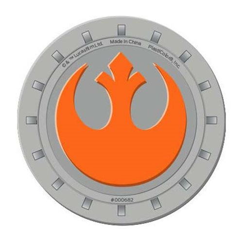 Star Wars Rebel Auto Coaster 2-Pack
