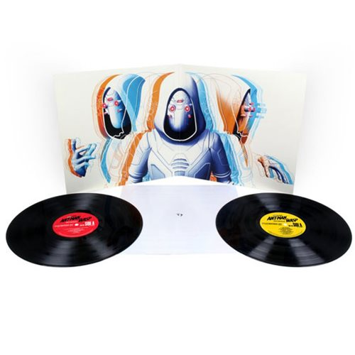 Ant-Man and The Wasp Original Motion Picture Soundtrack 2XLP