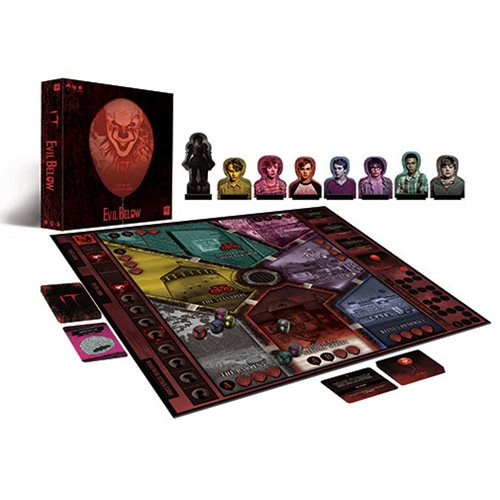 IT Evil Below Cooperative Strategy Game