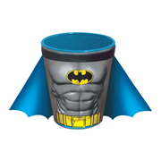 Batman Molded Caped Shot Glass