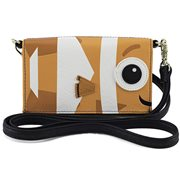 Finding Nemo and Dory 2-Sided Crossbody Wallet Purse