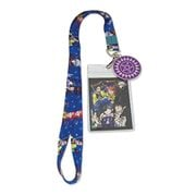 Black Butler: Book of Circus Group Lanyard Key Chain
