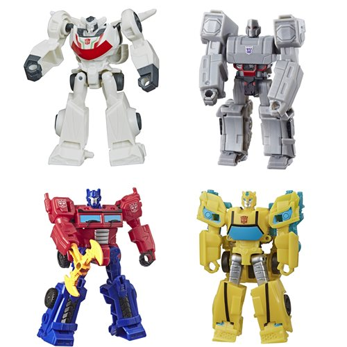 Transformers Cyberverse Scout Wave 7 Set