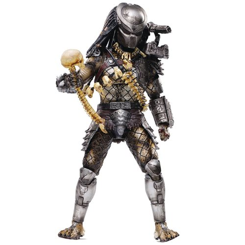 Predators Jungle Predator Version 2 1:18 Scale Action Figure - Previews Exclusive