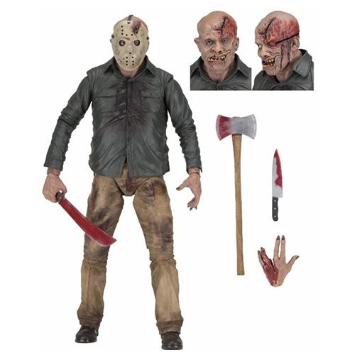 Friday the 13th Part 4 Jason 1:4 Scale Action Figure