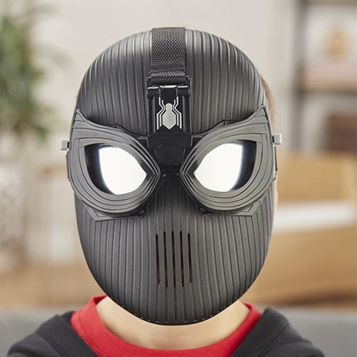 Spider-Man: Far From Home Spider-Man Stealth Suit Mask